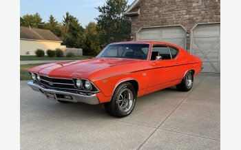 1969 Chevrolet Chevelle SS for sale 101603927