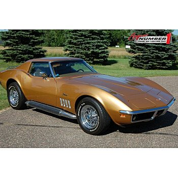 1969 Chevrolet Corvette for sale 101008645