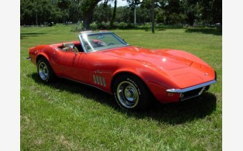 1969 Chevrolet Corvette for sale 101021979