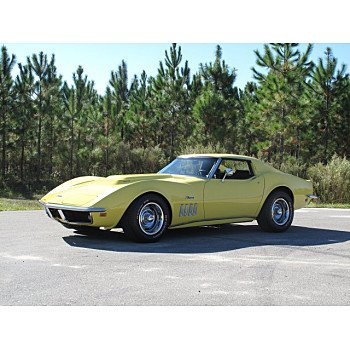 1969 Chevrolet Corvette for sale 101051285
