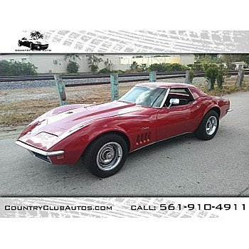 1969 Chevrolet Corvette for sale 101088617