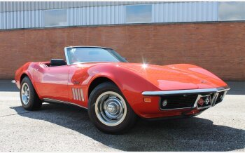 1969 Chevrolet Corvette Convertible for sale 100966366