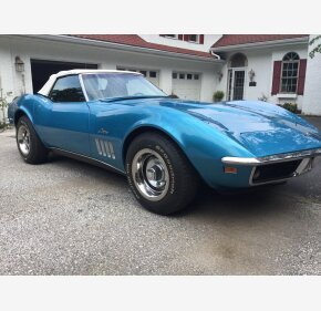 1969 Chevrolet Corvette Convertible for sale 100999122