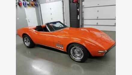 1969 Chevrolet Corvette for sale 101100016
