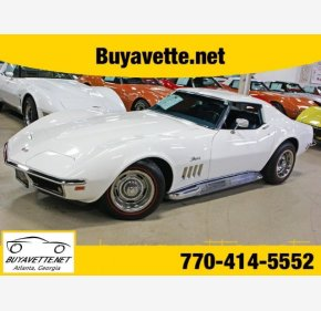1969 Chevrolet Corvette for sale 101100367