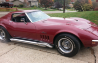 1969 Chevrolet Corvette Coupe for sale 101177062