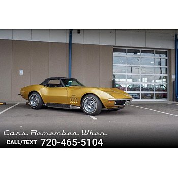 1969 Chevrolet Corvette for sale 101199143