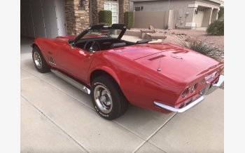 1969 Chevrolet Corvette 427 Convertible for sale 101281886