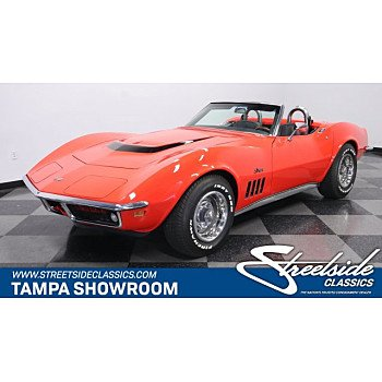 1969 Chevrolet Corvette Convertible for sale 101289520