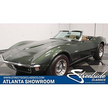 1969 Chevrolet Corvette Convertible for sale 101301843