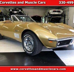 1969 Chevrolet Corvette Convertible for sale 101336105