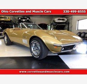 1969 Chevrolet Corvette Convertible for sale 101336583