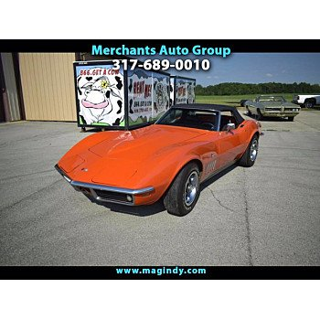 1969 Chevrolet Corvette for sale 101349042