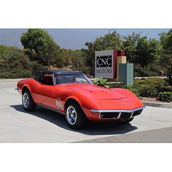 1969 Chevrolet Corvette for sale 101360800