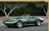 1969 Chevrolet Corvette Stingray Coupe w/ Z51 1LT for sale 101362023