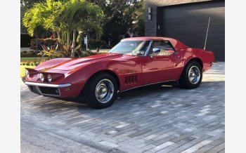 1969 Chevrolet Corvette Convertible for sale 101381616