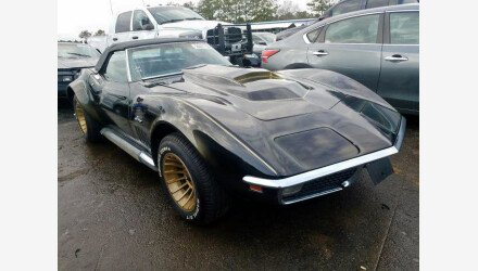 1969 Chevrolet Corvette for sale 101402665