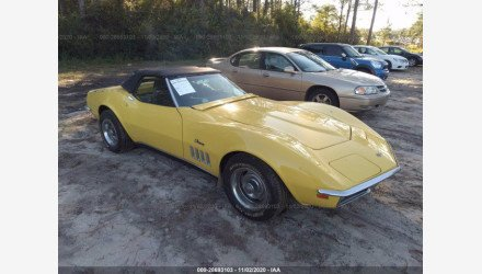 1969 Chevrolet Corvette for sale 101408435