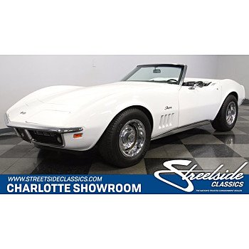 1969 Chevrolet Corvette Convertible for sale 101417911
