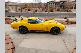 1969 Chevrolet Corvette Coupe for sale 101460404