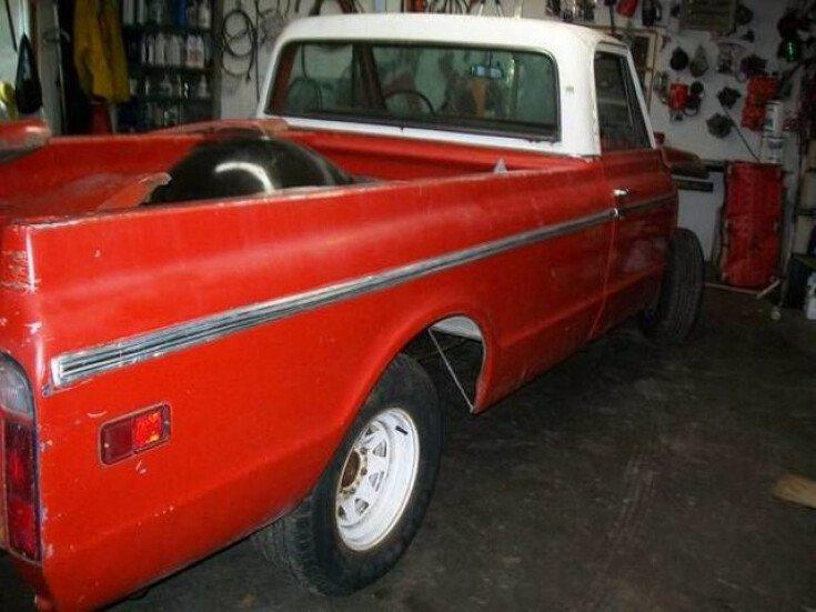 1969 Chevrolet Custom for sale 101575499