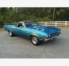 1969 Chevrolet El Camino for sale 100980759