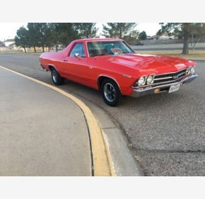 1969 Chevrolet El Camino for sale 100989958