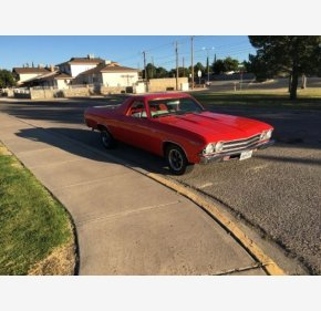 1969 Chevrolet El Camino for sale 101005606
