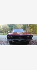 1969 Chevrolet El Camino SS for sale 101022033