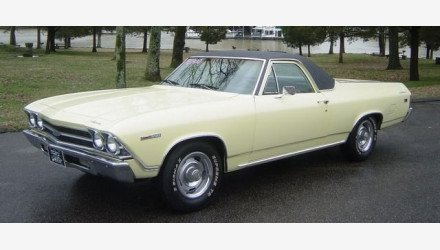 1969 Chevrolet El Camino for sale 101090376