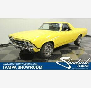 1969 Chevrolet El Camino for sale 101098523