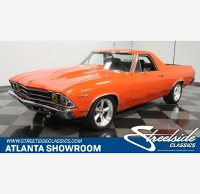 1969 Chevrolet El Camino for sale 101200533