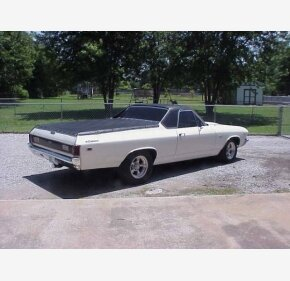 1969 Chevrolet El Camino SS for sale 101265186