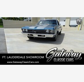 1969 Chevrolet El Camino for sale 101374453