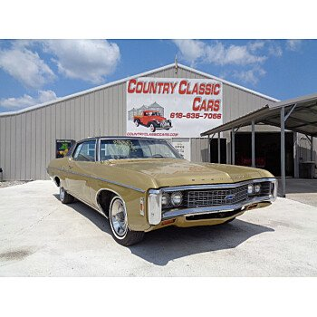 1969 Chevrolet Impala for sale 101164683