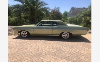 1969 Chevrolet Impala Coupe for sale 101355181