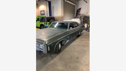 1969 Chevrolet Impala for sale 101357334