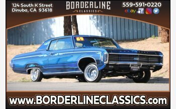 1969 Chevrolet Impala for sale 101536417