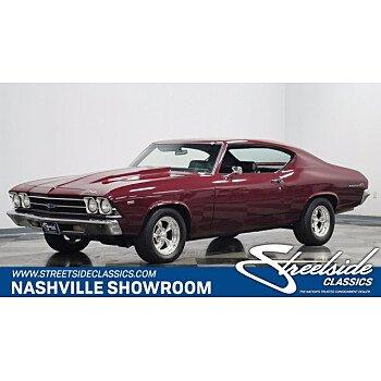 1969 Chevrolet Malibu for sale 101550165
