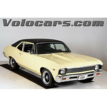 1969 Chevrolet Nova for sale 101027240