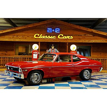 1969 Chevrolet Nova for sale 101059556