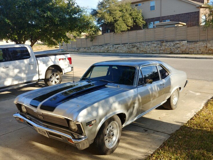 1969 Chevrolet Nova Coupe For Sale Near San Antonio Texas 78261