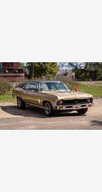 1969 Chevrolet Nova for sale 101394443