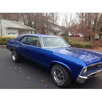 1969 Chevrolet Nova for sale 100825102