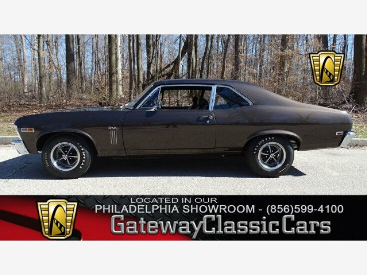 1969 Chevrolet Nova For Sale Near O Fallon Illinois 62269