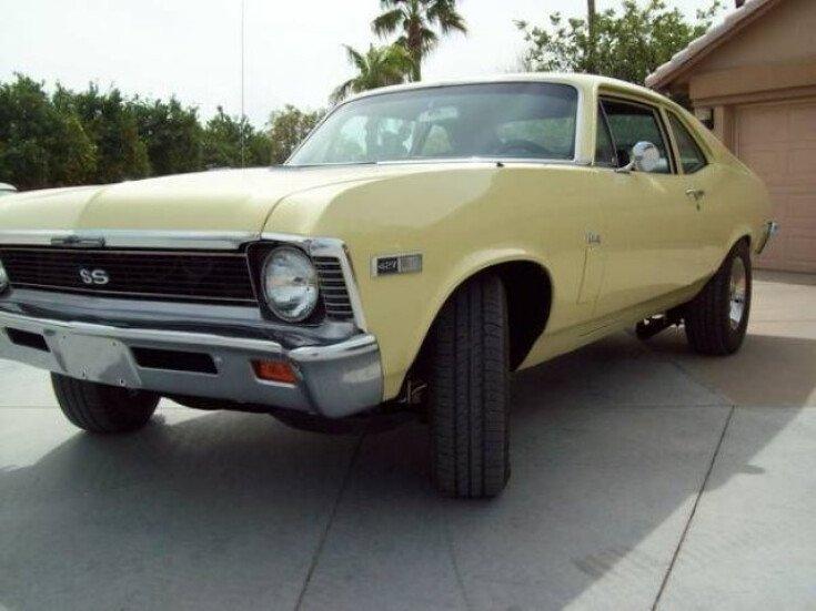 1969 Chevrolet Nova for sale near Cadillac, Michigan 49601