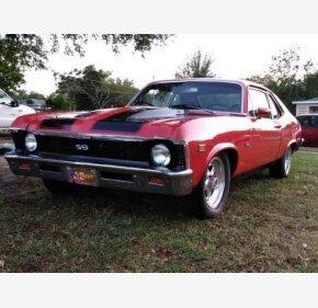 1969 Chevrolet Nova for sale 101063625