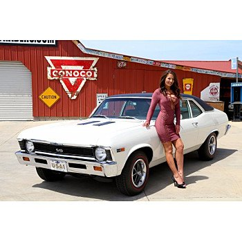 1969 Chevrolet Nova for sale 101074498