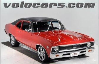 1969 Chevrolet Nova for sale 101087881