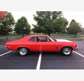 1969 Chevrolet Nova Classics For Sale Classics On Autotrader